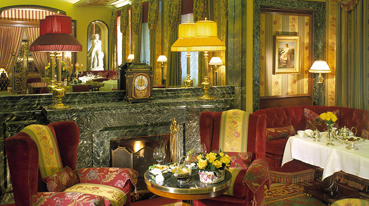 Property HasslerRoma Hotel Dining SaloneEvaRestaurant&Bar TheLeadingHotelsoftheWorldLtd