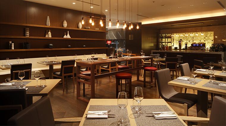 Property Hotel ConradTokyo CeriseRestaurant CreditHiltonWorldwide