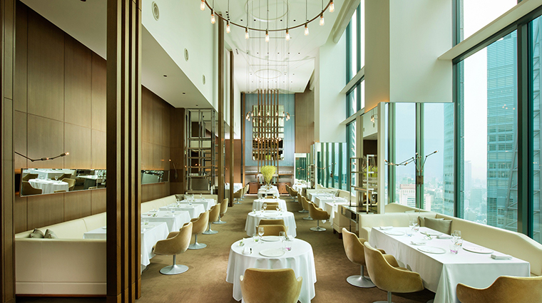 Property Hotel ConradTokyo CollageRestaurant CreditHiltonWorldwide