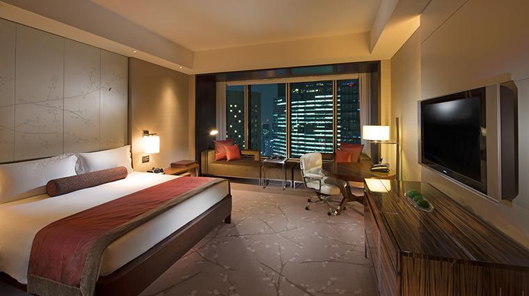 Property Hotel ConradTokyo KingCityRoom CreditHiltonWorldwide