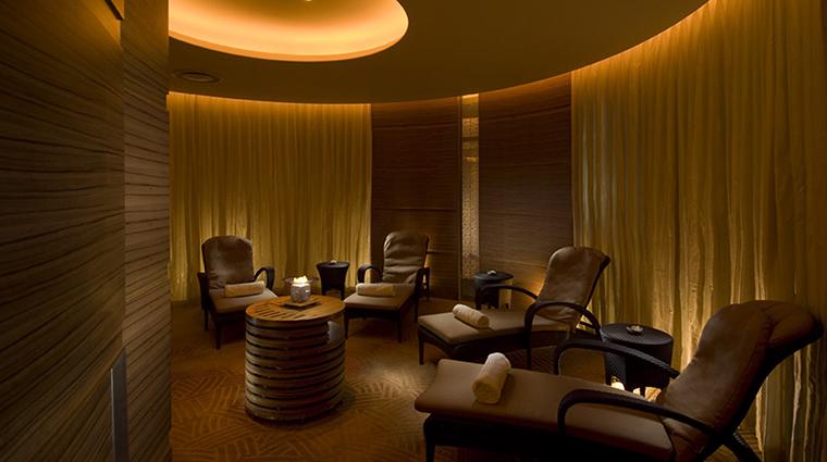 Property Hotel ConradTokyo MizukiSpa RelaxationRoom CreditHiltonWorldwide