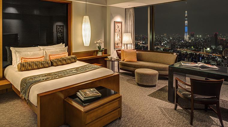 Property Hotel MandarinOrientalTokyo DeluxeKing CreditMandarinOrientalHotelGroup