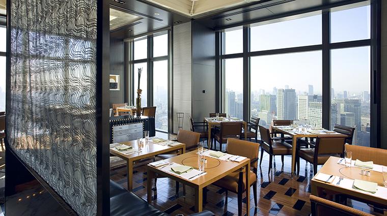 Property Hotel MandarinOrientalTokyo KShikiRestaurant CreditMandarinOrientalHotelGroup
