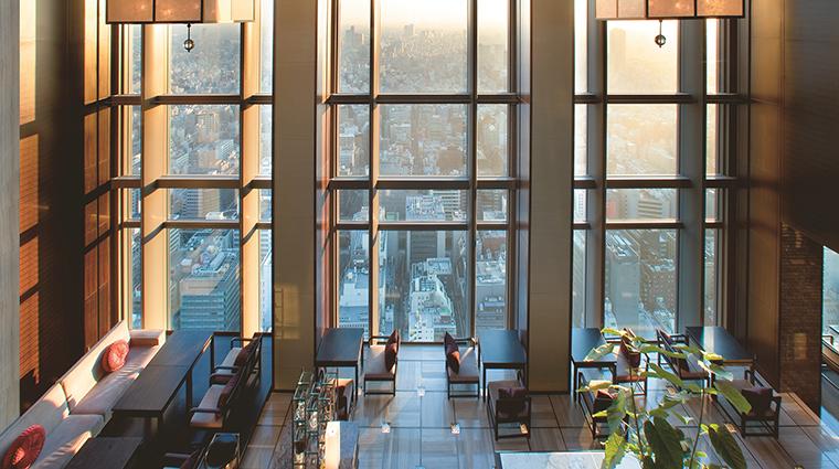 Property Hotel MandarinOrientalTokyo Lobby CreditMandarinOrientalHotelGroup