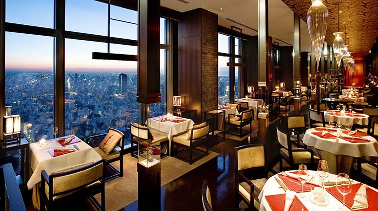 Property Hotel MandarinOrientalTokyo SenseRestaurant CreditMandarinOrientalHotelGroup