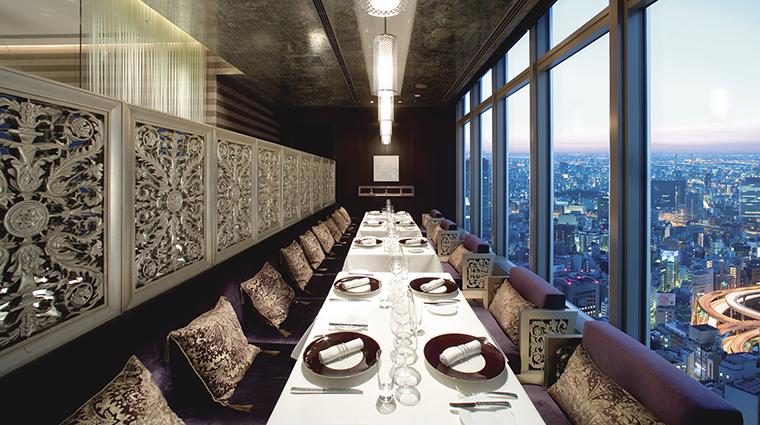 Property Hotel MandarinOrientalTokyo SignatureRestaurant CreditMandarinOrientalHotelGroup
