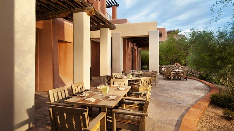 Property Hotel SheratonWildHorsePass KoSinRestaurantOutdoorPatio CreditStarwoodHotels&ResortsWorldwideInc
