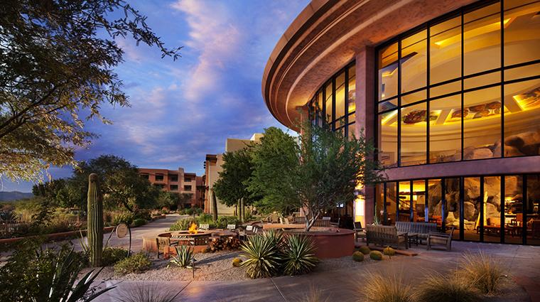 Property Hotel SheratonWildHorsePass LobbyExterior CreditStarwoodHotels&ResortsWorldwideInc