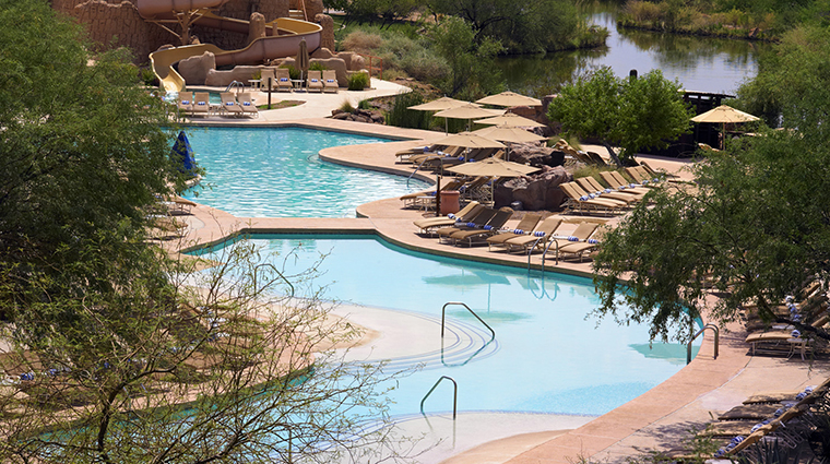 Property Hotel SheratonWildHorsePass RiversideSwimmingPool CreditStarwoodHotels&ResortsWorldwideInc