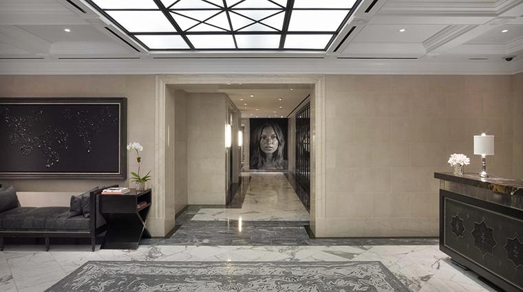 Property Hotel TheSurrey Lobby CreditDenihanHospitalityGroup