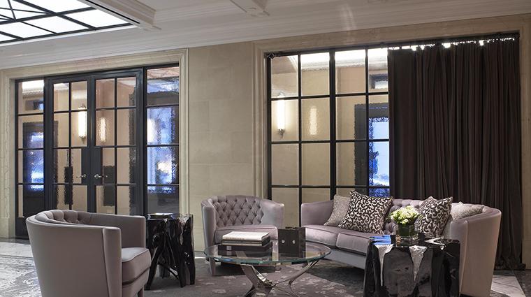 Property Hotel TheSurrey Lobby3 CreditDenihanHospitalityGroup