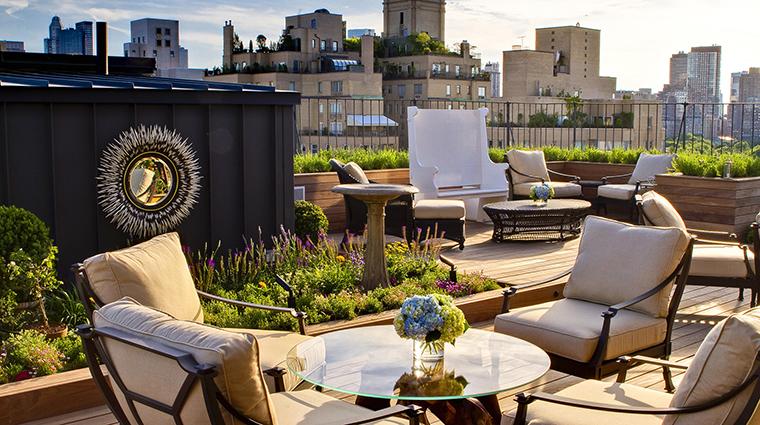 Property Hotel TheSurrey RoofGarden CreditDenihanHospitalityGroup
