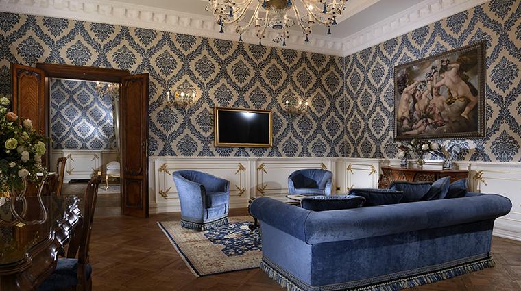 Property HotelAiReali Hotel GuestroomSuite LuxurySuiteLivingArea AiReali
