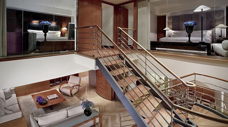 Property HotelArtsBarcelona Hotel GuestroomSuite 3BedroomDuplexLuxuryPenthouse HotelArtsBarcelona