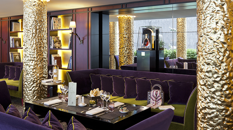 Property HotelBarriareLeFouquets Hotel Dining GalerieJoy LucienBarriere