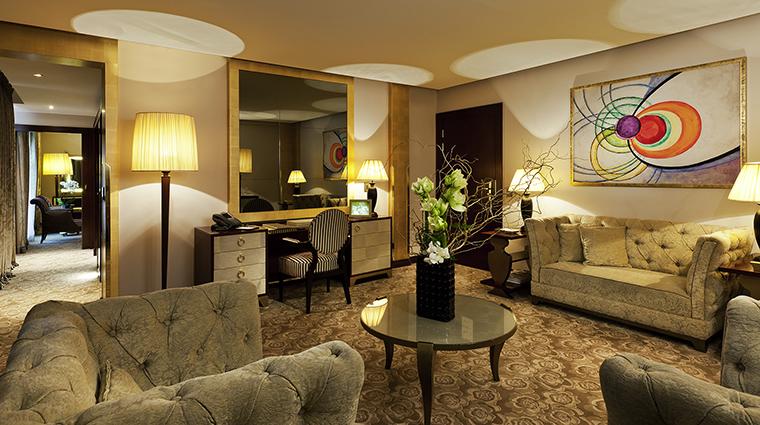 Property HotelBarriareLeFouquets Hotel GuestroomSuite SuperiorSuite LucienBarriere
