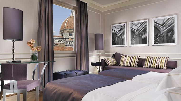 Property HotelBrunelleschi Hotel GuestroomSuite DeluxeRoom HotelBrunelleschiFirenze