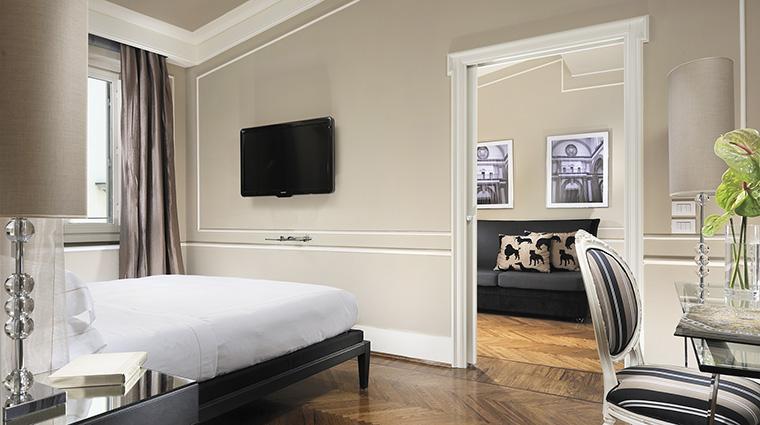 Property HotelBrunelleschi Hotel GuestroomSuite OneBedroomSuite HotelBrunelleschiFirenze