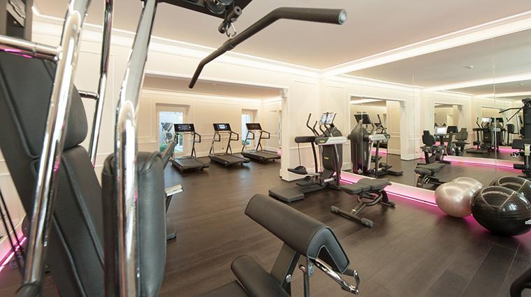 Property HotelBrunelleschi Hotel PublicSpaces FitnessRoom HotelBrunelleschiFirenze