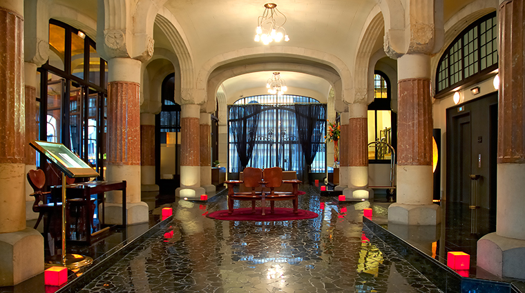 Property HotelCasaFuster Hotel PublicSpaces Lobby HotelCasaFuster