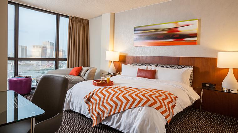 Property HotelDerek 1 Hotel GuestroomSuite StandardGuestRoom Bedroom CreditHotelDerek