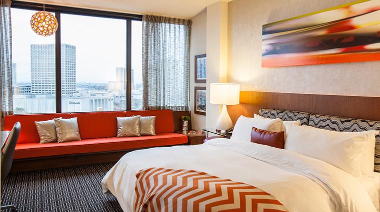 Property HotelDerek 9 Hotel GuestroomSuite TheSuperiorRoom Bedroom CreditHotelDerek