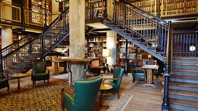 Property HotelEmma Hotel PublicSpaces Library HotelEmma