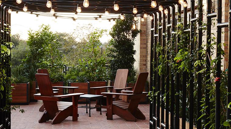 Property HotelEmma Hotel PublicSpaces Patio HotelEmma
