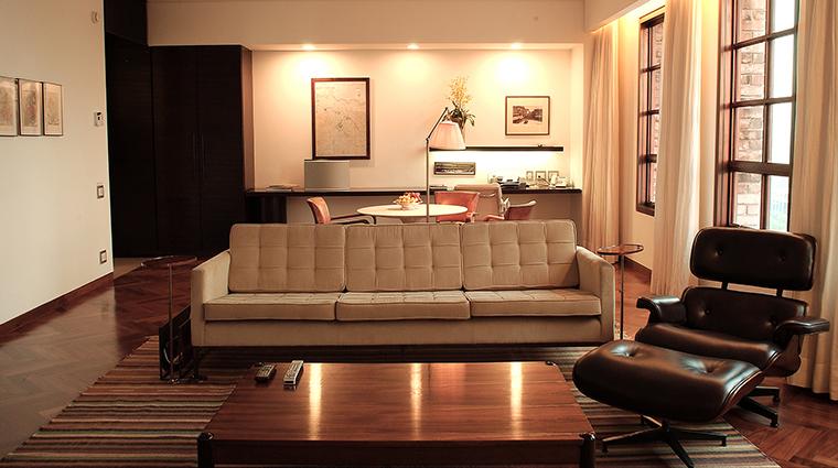 Property HotelFasanoSaoPaulo Hotel GuestroomSuite DeluxeSuiteKingBed TheLeadingHotelsoftheWorldLtd