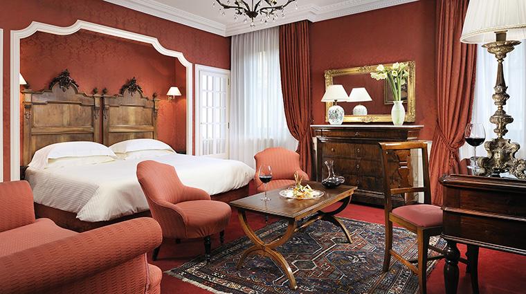 Property HotelHelvetica&Bristol Hotel GuestroomSuite DeluxeDoubleRoom TheLeadingHotelsoftheWorldLtd