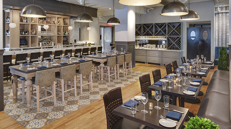 Property HotelIvy Hotel Dining Monello StarwoodHotels&ResortsWorldwideInc