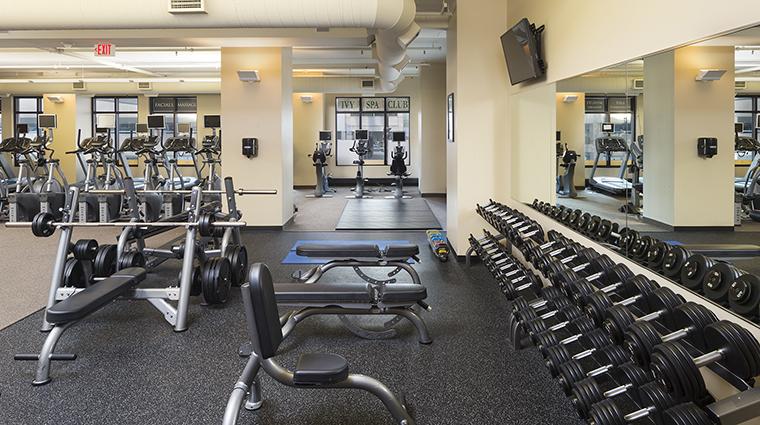 Property HotelIvy Hotel PublicSpaces FitnessCenter StarwoodHotels&ResortsWorldwideInc