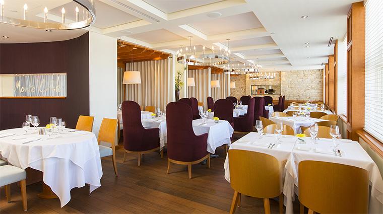 Property HotelLeBonneEntente 15 Hotel Restaurant MonteCristoLOriginal DiningRoom CreditHotelLeBonneEntente