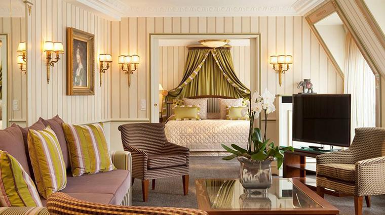 Property HotelNapoleonParis Hotel GuestroomSuite JosephineSuite HotelNapoleonParis