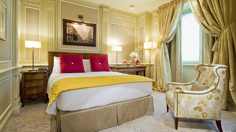 Property HotelPrincipediSavoia Hotel GuestroomSuite ClassicPremiumRoom DorchesterCollection