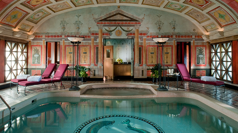 Property HotelPrincipediSavoia Hotel GuestroomSuite PresidentialSuiteSwimmingPool DorchesterCollection