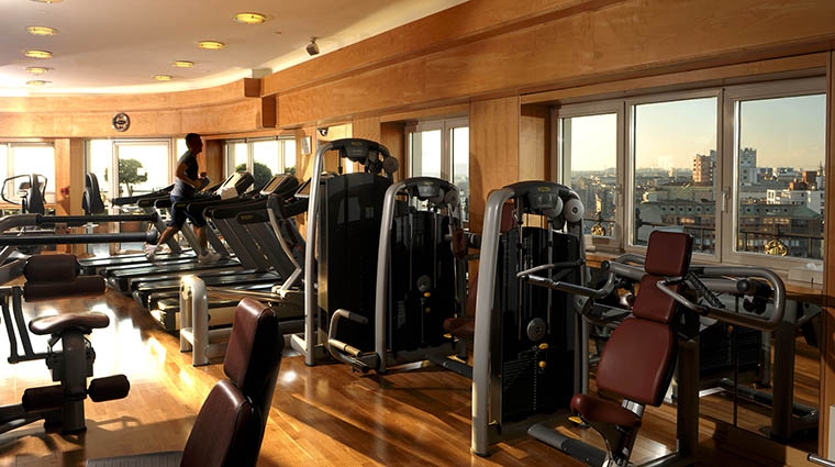 Property HotelPrincipediSavoia Hotel Spa HighTechGym DorchesterCollection