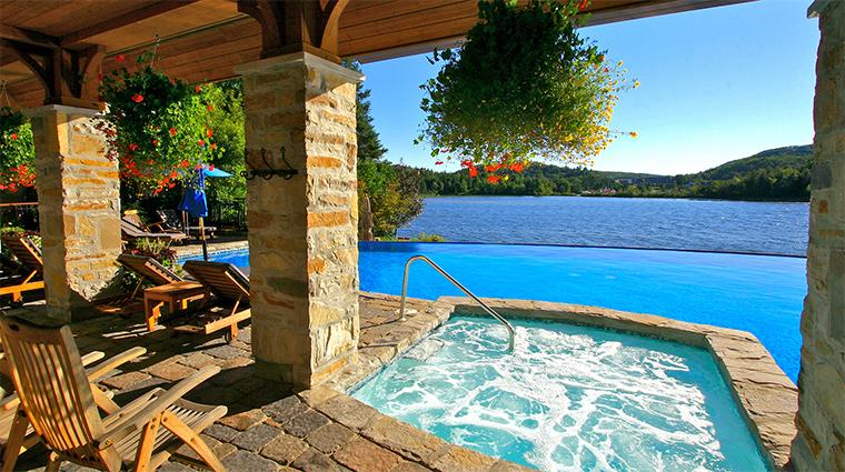 Property HotelQuintessence Hotel 11 Spa SpaSansSabots SpaWhirlpool CreditQuintessenceResortHotel