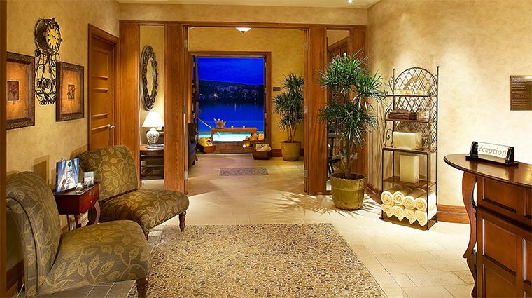 Property HotelQuintessence Hotel 9 Spa SpaSansSabots SpaLobby CreditQuintessenceResortHotel