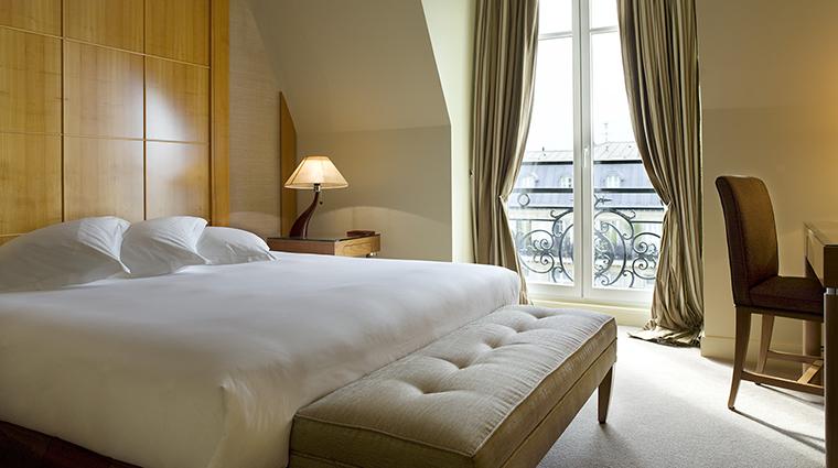Property HyattParisMadeleine Hotel GuestroomSuite HyattDeluxeQueen HyattCorporation