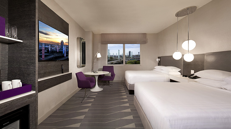 Property HyattRegencyLosAngelesInternationalAirport Hotel GuestroomSuite DoubleStandardGuestroom HyattCorporation