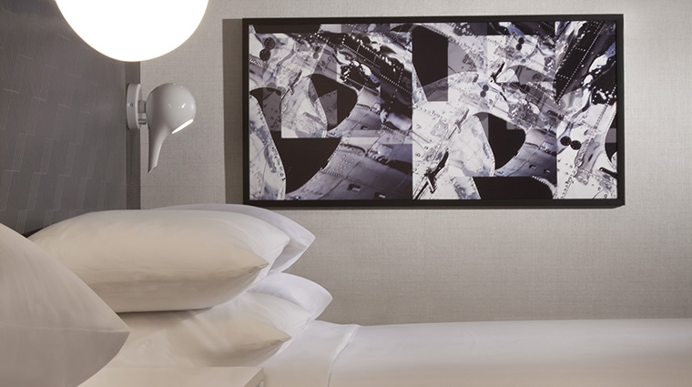 Property HyattRegencyLosAngelesInternationalAirport Hotel GuestroomSuite DoubleStandardGuestroomDetail HyattCorporation