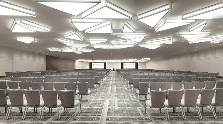 Property HyattRegencyLosAngelesInternationalAirport Hotel PublicSpaces Ballroom2 HyattCorporation