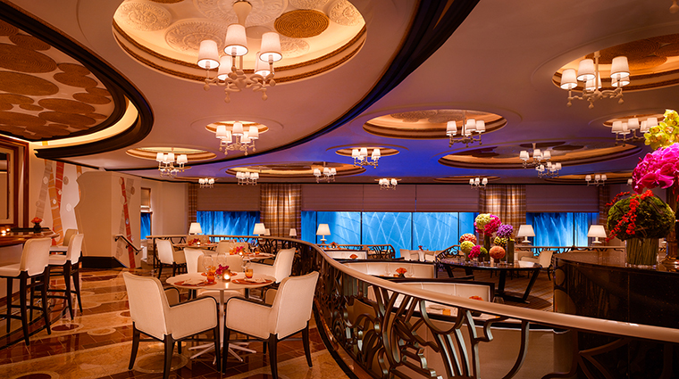 Property IlTeatroatWynnMacau Restaurant MainDiningRoom WynnResortsHoldings