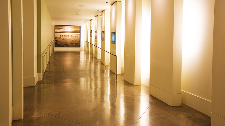 Property ImmerseSpa Spa Hallway MGMResortsInternational