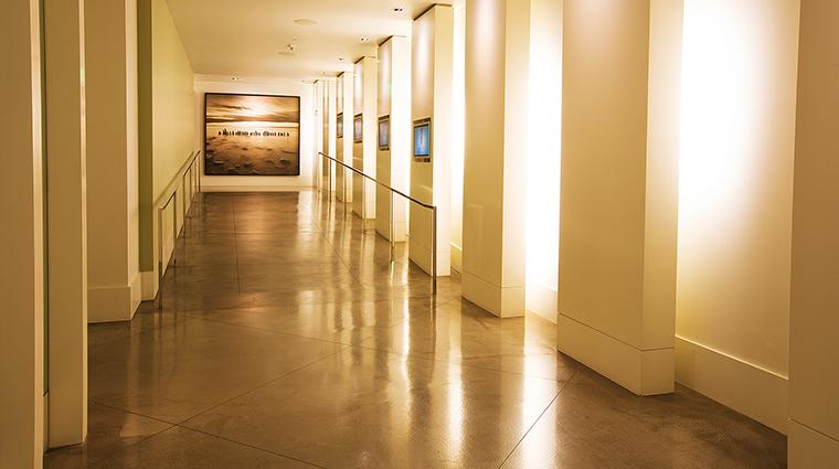 Property ImmerseSpa Spa Hallway MGMResortsInternational