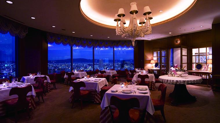 Property ImperialHotelOsaka Hotel Dining LesSaisonsDiningRoom ImperialHotelLtd