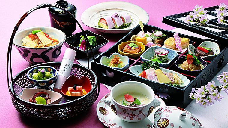 Property ImperialHotelOsaka Hotel Dining NadamanJapaneseCuisine ImperialHotelLtd