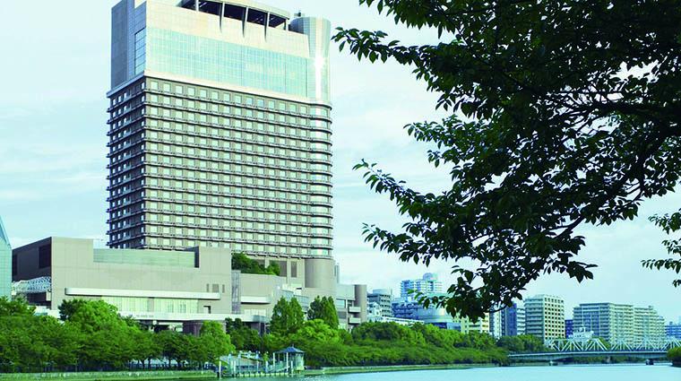 Property ImperialHotelOsaka Hotel Exterior SummerExterior ImperialHotelLtd