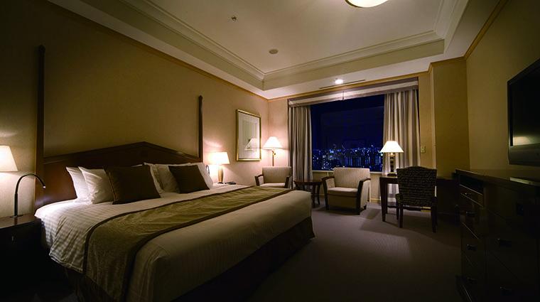 Property ImperialHotelOsaka Hotel GuestroomSuite DeluxeGuestroom ImperialHotelLtd